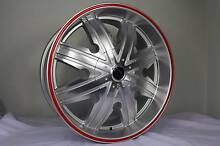 $749!A Set Brand NEW 20X8.5wheels suits Ford Holden Honda Toyota Adelaide CBD Adelaide City Preview