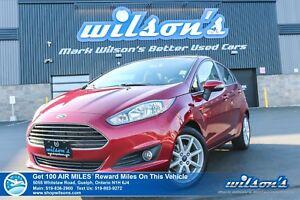 2014 Ford Fiesta SE | HATCHBACK | HEATED SEATS | SYNC | REAR SPO