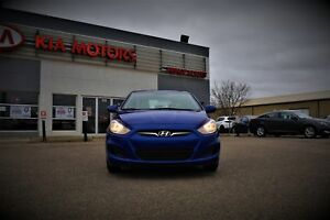 2014 Hyundai Accent GL NO ACCIDENTS - ONE OWNER - LIKE NEW CO...