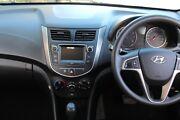 2015 Hyundai Accent still under manufacturer warranty! Hobart CBD Hobart City Preview
