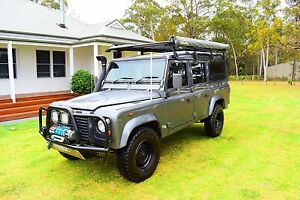 2003 Land Rover Defender Wagon Nowra Nowra-Bomaderry Preview