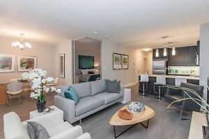 One Bedroom + Den: Fully Furnished Corporate Suite Available Now
