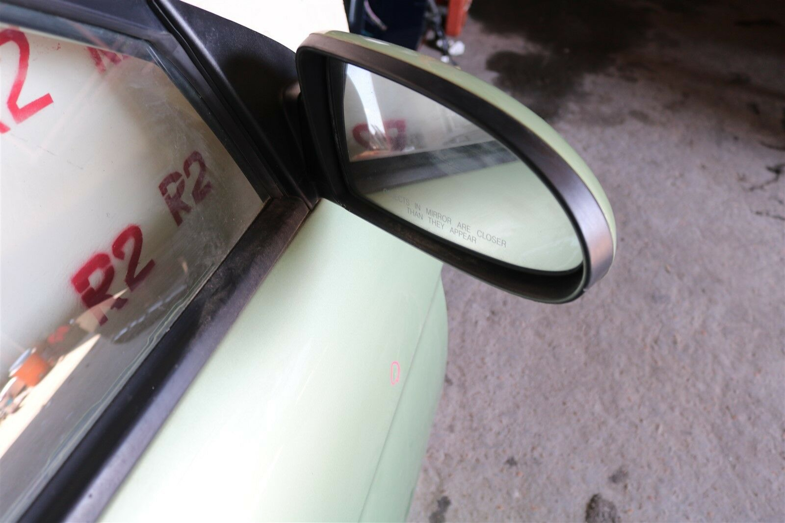 Used Hyundai Accent Exterior Door Panels & Frames for Sale