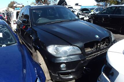 BMW E70 X5 x35d Turbo Diesel Diff Strut Door Flare Mag Nav Light