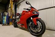 Ducati 1199 Evanston Gawler Area Preview