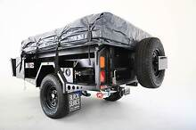 2016 EXTREME COMMANDO CAMPER TRAILERS BLACK SERIES Revesby Bankstown Area Preview