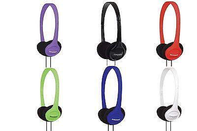 KOSS 181008 KPH7 Portable Stereophone/Earphones/Headphones for mp3/radio/tablet - Koss Portable Mp3