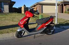 Near New SYM Scooter Pialba Fraser Coast Preview