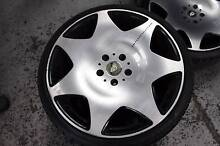 4 19-INCH FALKEN FK452 TYRES WITH AUTOCOUTURE RIMS BARELY USED Coburg North Moreland Area Preview