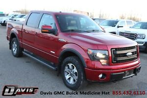 2013 Ford F-150 Heated & cooled seats! Navigation!
