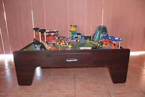 Train Set with Table St Albans Brimbank Area Preview