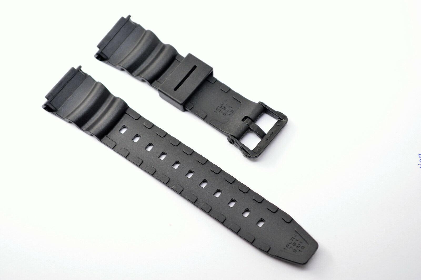 Casio Uhrenarmband SGW-100 SGW-100-1VEF Schwarz 10304195 Ersatz band Replacement