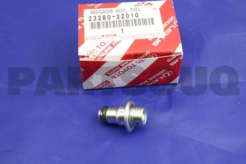 2328022010 Genuine Toyota Regulator Assy, Fuel Pressure 23280-22010