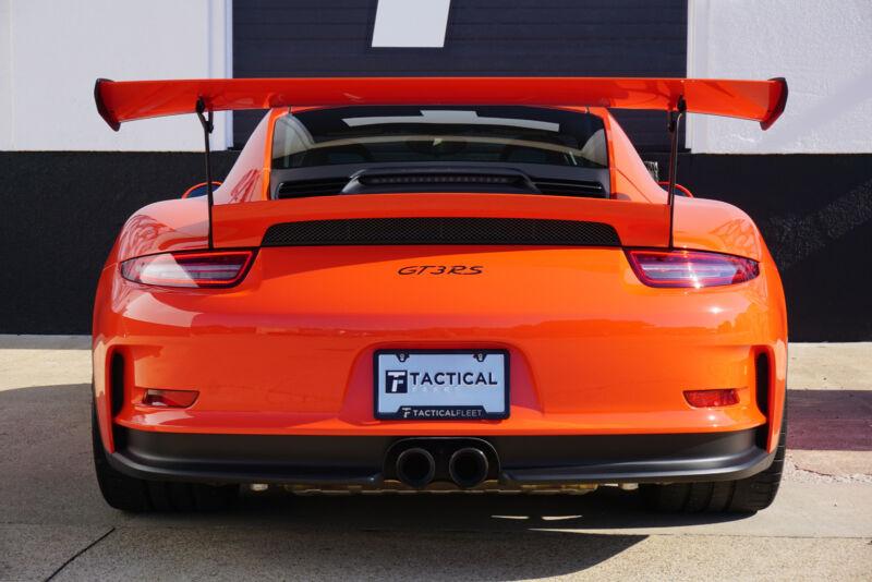 Image 7 Coche Americano usado Porsche 911 2016