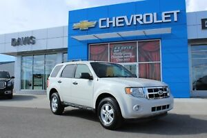 2011 Ford Escape XLT Automatic LOCAL TRADE, GREAT FUEL ECONOMY