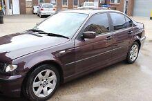 2003 BMW 3 Sedan Lugarno Hurstville Area Preview