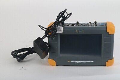 Teledyne Lecroy 780c Handheld Digital Video Multi-interface Tester 00-00236