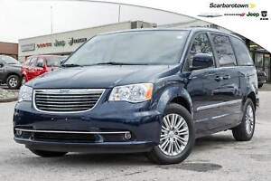 2016 Chrysler Town & Country Touring-L+NAVIGATION+LEATHER HEATED