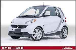 2015 Smart Fortwo CUIR GPS 5043 KM