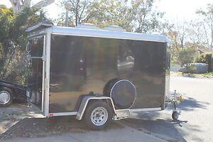 Enclosed trailer Rivett Weston Creek Preview