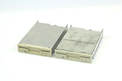 "как выглядит LOT OF 2 TEAC FD-235HF 3.5"" 1.44MB Internal Floppy Drive Beige 1 фото"