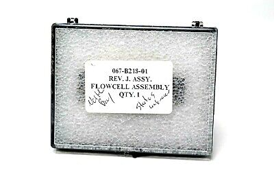 Flowcell Assembly Rv.j.assy.067-b218-01 For Advia 120 Hematology-flow Cytometer