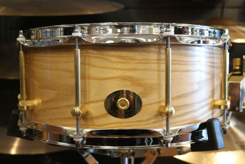 Noble and Cooley Classic SS Sassafras 6x14 Single Ply Snare - Limited Edition #7