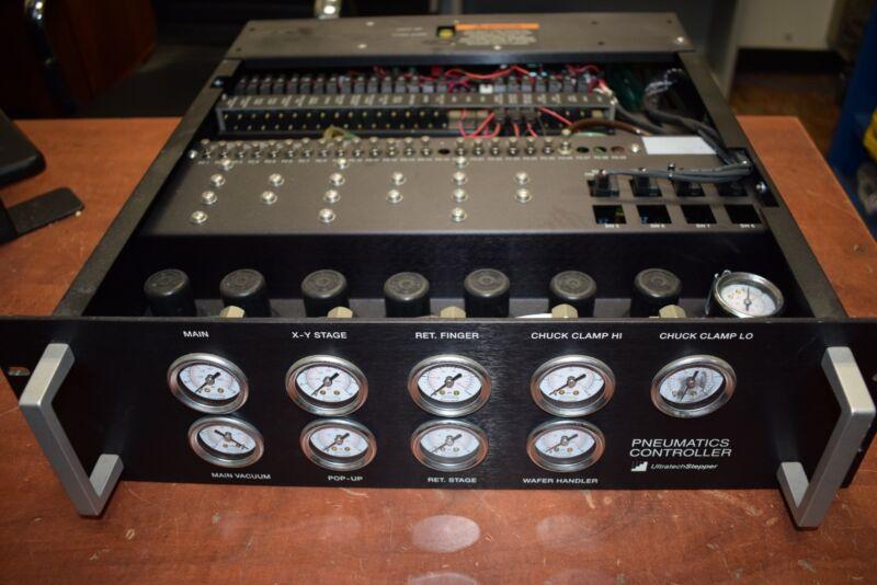 Ultratech Stepper 19-15-04330 Rev. R Pneumatics Controller