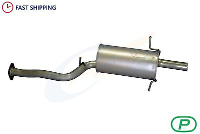 Exhaust Rear Silencer compatible with SUBARU FORESTER 2.0i 2002-2008