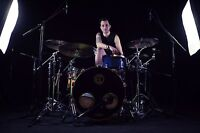 Looking for in-home drum lessons?