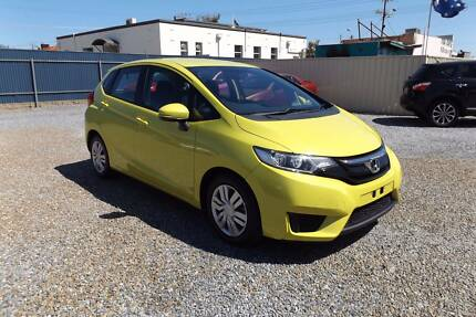 2014 Honda Jazz Hatchback AUTO 23000 KM'S Rosewater Port Adelaide Area Preview
