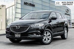 2013 Mazda CX-9 GS! Backup Cam! Amazing Shape!