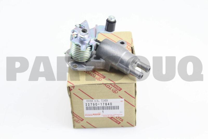2279017840 Genuine Toyota Cover Sub-assy, Timer 22790-17840