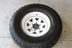 "4x4 16"" spare wheel with BF Goodrich All-Terrain T/A tyre Baldivis Rockingham Area Preview"