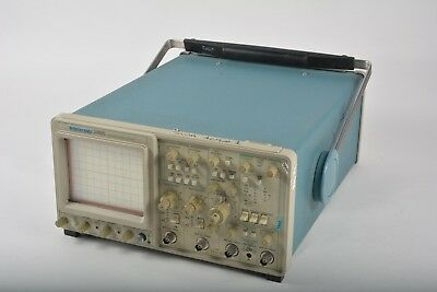 Tektronix 2465 300mhz Portable Analog Oscilloscope - Tested