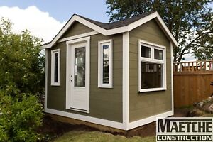 Garden Sheds (By Maetche Construction)