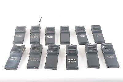 Motorola Ht 1000 Mobile 2-way Radio- Lot Of 13