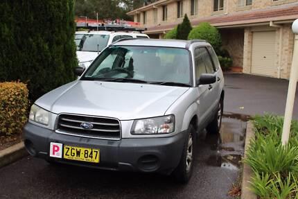 2004 Subaru Forester Wagon blown head gasket