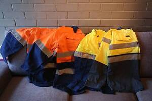 Mens Hi-Vis Shirts Victoria Park Victoria Park Area Preview