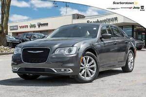 2016 Chrysler 300 LIMITED+AWD+NAV