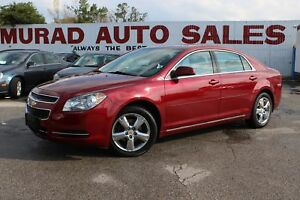 2010 Chevrolet Malibu !!! LEATHER HEATED SEATS !!!