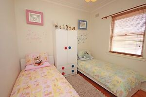 Kids bedroom 2 white single beds & cupboard Revesby Bankstown Area Preview