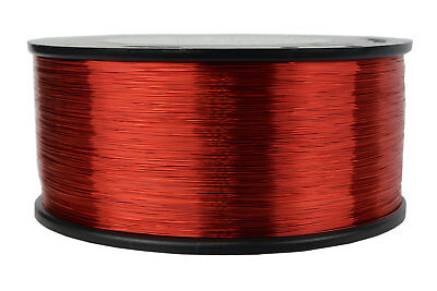 Temco Magnet Wire 32 Awg Gauge Enameled Copper 1.5lb 155c 7332ft Coil Winding