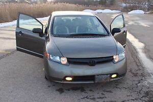 2008 Honda Civic 5spd 140K