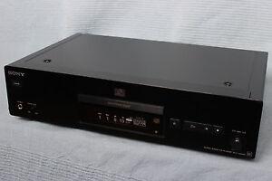 Sony SCD-XB940 QS   SACD-Player + FB   ***  mit neuem Laser