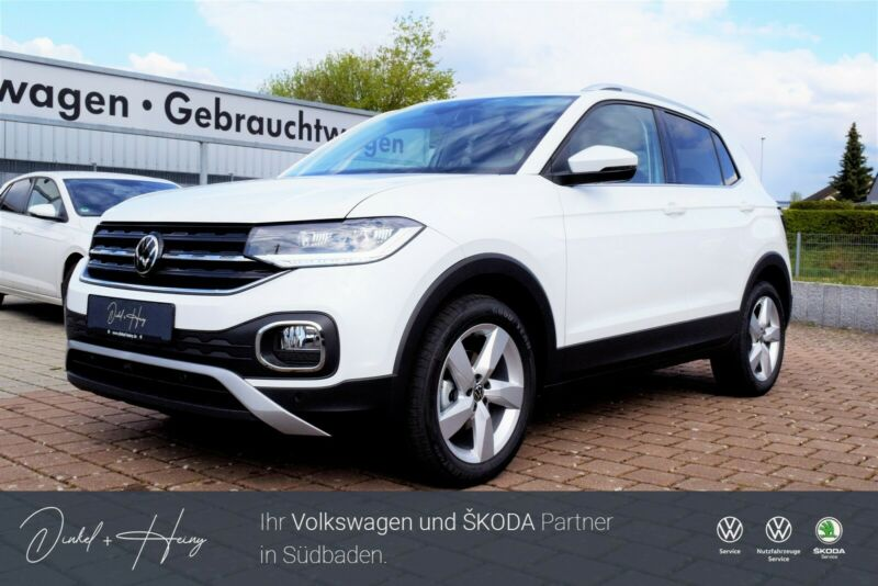 Volkswagen T-Cross 1.0 TSI Style *LED, APP-Connect, ACC*