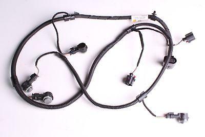 VW Golf 7 Cable Loom 4 Pdc Sensor Rear Bumper LA7W 5G0971104D 5Q0919275