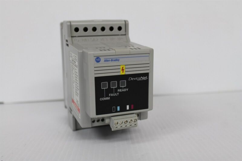 A-B Allen Bradley Rockwell Bulletin 160-AA02NSF1 Series C Smart Speed Controller