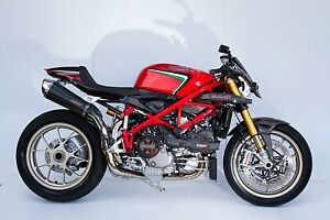 DUCATI 1098 MCRR VILLAIN Custom Street Fighter Helensvale Gold Coast North Preview