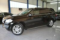Mercedes-Benz GL 350 Bluet 4Matic 7-Sitzer Navi Leder Entertai